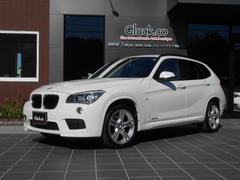 BMW X1sDrive 18iMスポーツ 純正HDDナビ フルセグTV