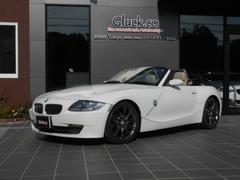 BMW Z4ロードスター2.5i OPM18インチアルミ 電動オープン