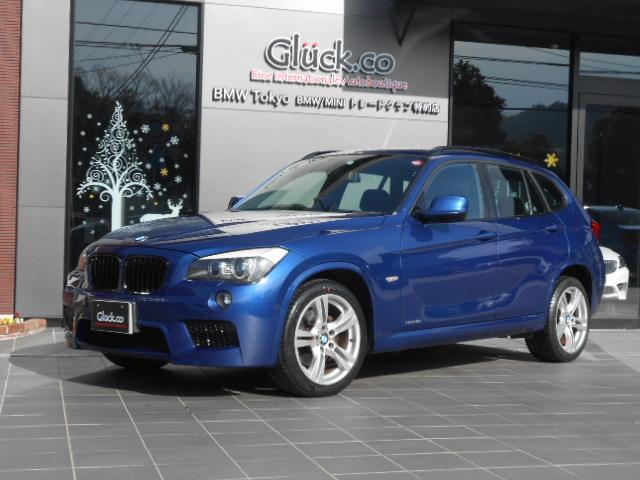 BMW sDrive 18iMスポーツ HDDナビ 地デジ Bカメラ