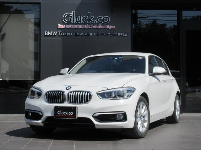 BMW 118i スタイル 純正HDDナビ バックカメラ Bluetooth対応 LEDヘッドライト ドライブレコーダー ミュージックサーバー DVD再生 衝突軽減 レーンアシスト