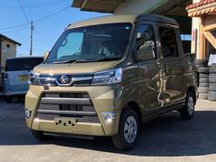ハイゼットカーゴデッキバンGSAIII 新品ナビ 追突防止システム オートマ