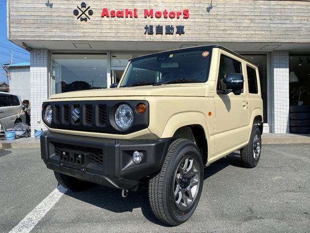 スズキ XC 即納可能/4WD/LEDヘッドライト/スマートキー/衝突軽減ブレーキ/