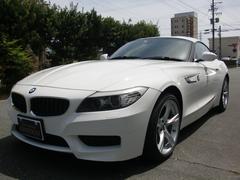BMW Z4sDrive20i Mスポーツ 黒革 禁煙車 電動オープン
