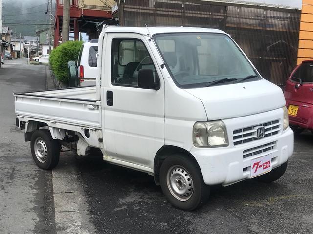 ホンダ SDX 5速MT エアコン パワステ 軽トラック ホワイト