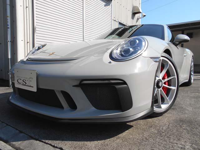 ポルシェ 911GT3 Touringpackage