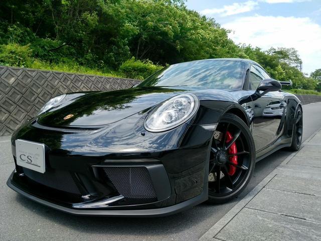 ポルシェ 911 GT3 フロントリフトシステム 正規輸入車
