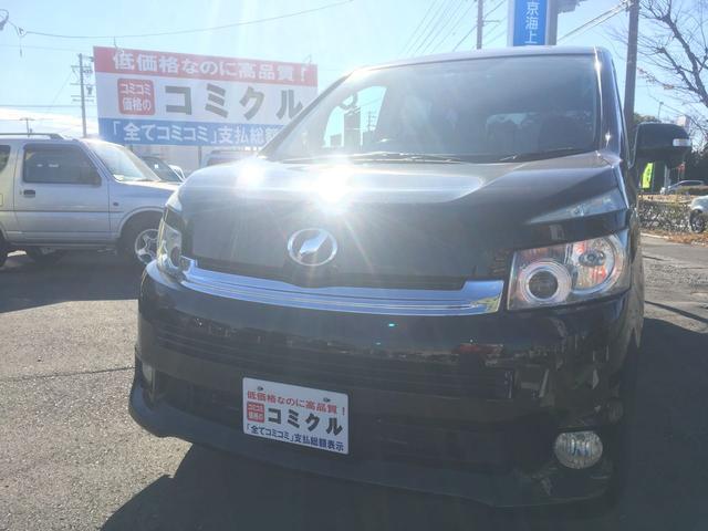 トヨタ ZS TV付ナビ Bカメラ 両側パワースライド ETC