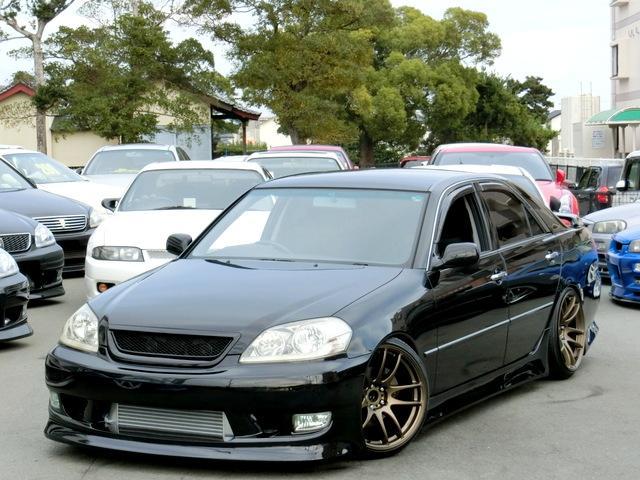 トヨタ iR-V VERTEXエアロ WORK19インチ 純正5MT