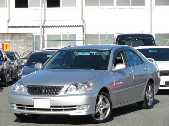 トヨタ iR-V フルノーマル 純正17インチ HID 純正5速MT