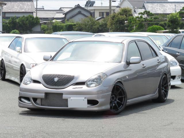 トヨタ VR25 スペチアーレ  クロススピード18AW 純正5MT