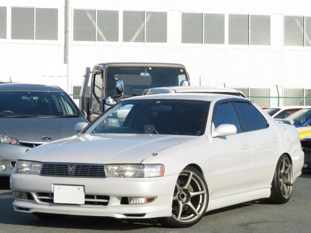 トヨタ ツアラーV 純正エアロ GTR18インチ 5速MT