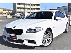 BMW523dブルーパフォーマンスMスポーツ BMW20インチ