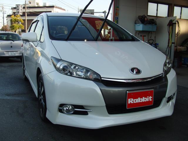 トヨタ 1.8Sリアフリップダウンモニター