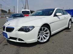 BMW650i クーペ サンルーフ