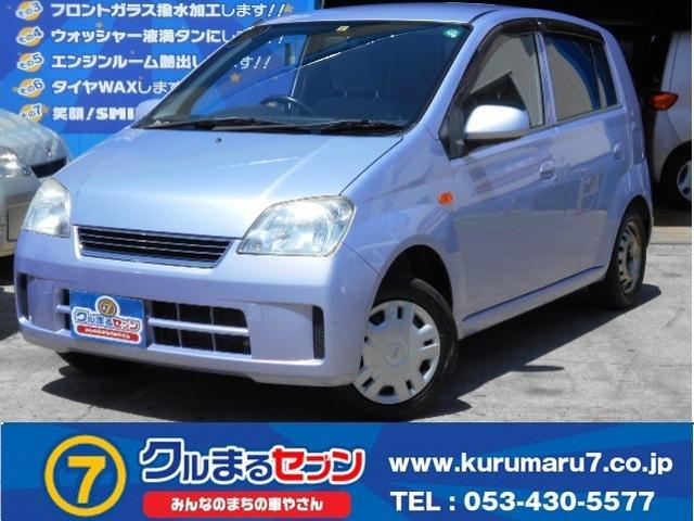 ダイハツ X キーレス 電格ミラー フルフラット ABS CD エアB