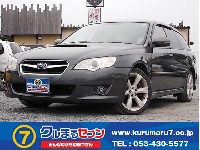 スバル 2.0GT 4WD ターボ ETC ABS キーレス HID