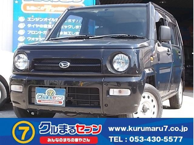 ダイハツ G 4WD 5MT フルフラット エアコン Wエアバック