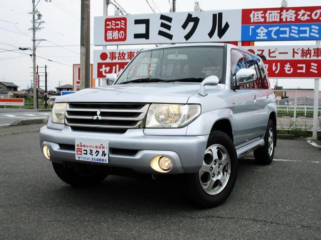三菱 アクティブフィールドエディション2.0 4WD ETC CD