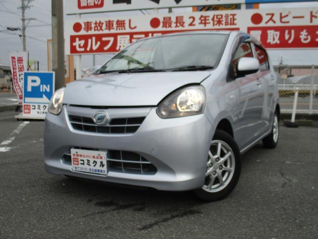 ダイハツ X メモリアルエディション ABS CD キ-レス