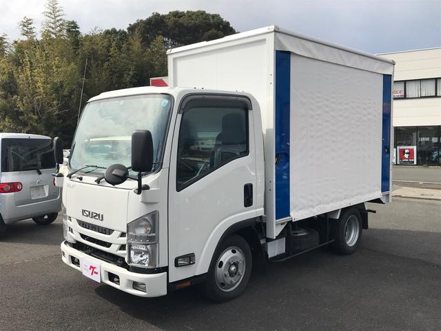 いすゞ トラック AC MT ナビ 3名乗り