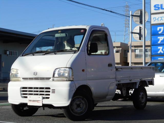 スズキ KC 三方開 5速マニュアル車 エアコン パワステ