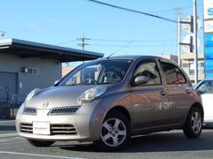 マーチ12Sコレット ユーザー様買取車 インテリキー 社外アルミ