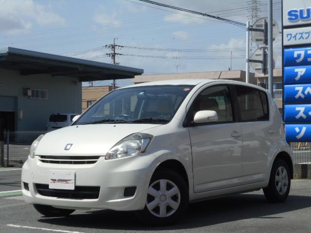 トヨタ X Fパッケージ 女性ワンオーナ様買取車 スマートキー ナビ