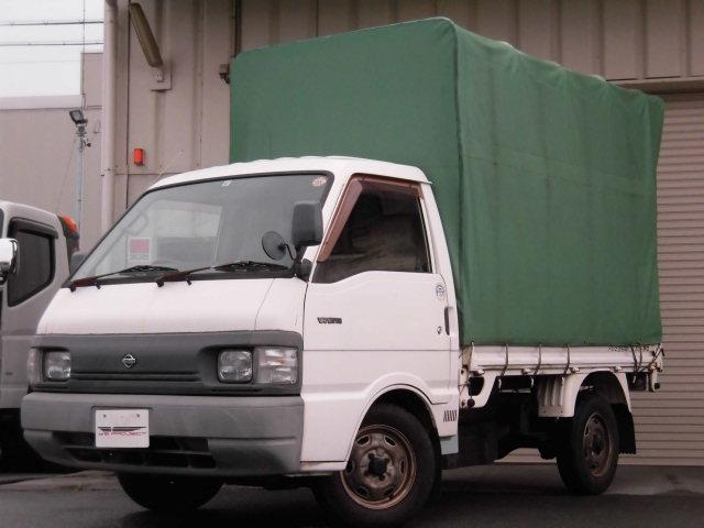 日産 1.8 ユーザー様買取車 オートマ エアコン ガソリン 幌