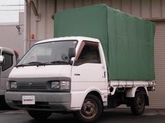 バネットトラック1.8 ユーザー様買取車 オートマ エアコン ガソリン 幌