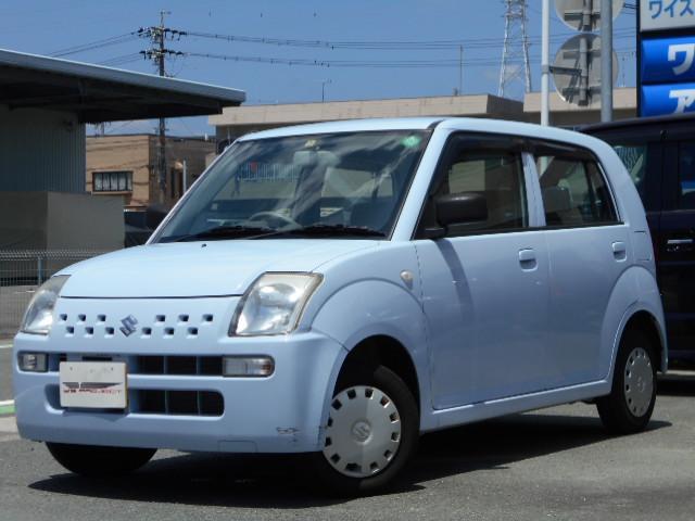スズキ EII ユーザー様買取車 タイミングチェーン フロアオートマ