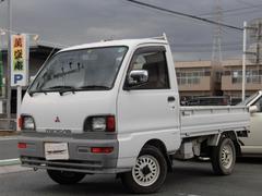 ミニキャブトラック三方開 エアコン パワステ 5速マニュアル ユーザー様買取車