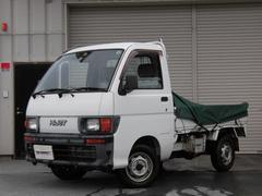 ハイゼットトラックスペシャル エアコン ユーザー様買取車 5速マニュアル車
