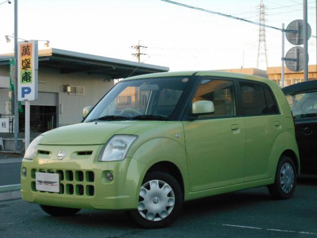 日産 E Tチェーン フロアオートマ ユーザー様買取車