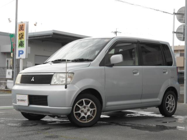 三菱 M+Xパッケージ ユーザー様買取車 オートマ 純正アルミ