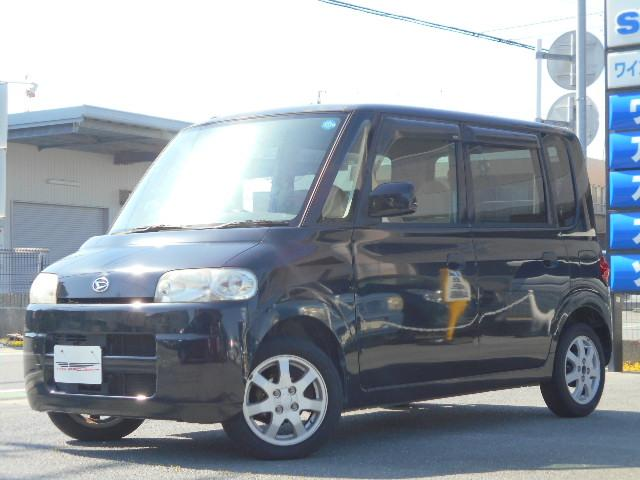 ダイハツ タント X インパネ4速オートマ オートエアコン (車...