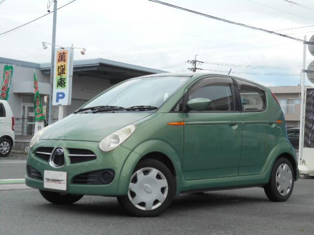 スバル i ユーザー様買取車 インパネCVT車