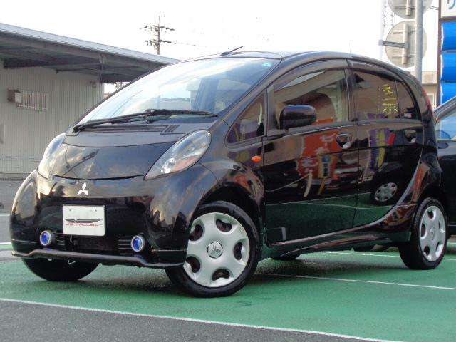三菱 アイ L タイミングチェーン オートライト ゲート式4速オートマ