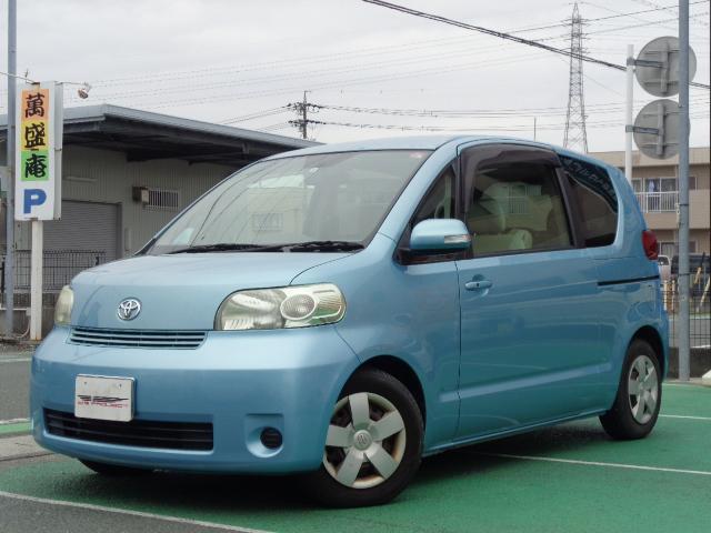トヨタ 130i Cパッケージ ワンオーナー様買取車 TV ナビ パワースライドドア HIDライト