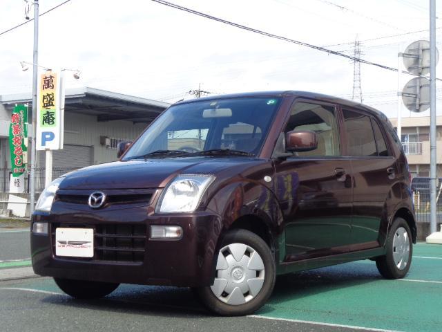 マツダ GII オートマ Tチェーン MRワゴン 車検整備付
