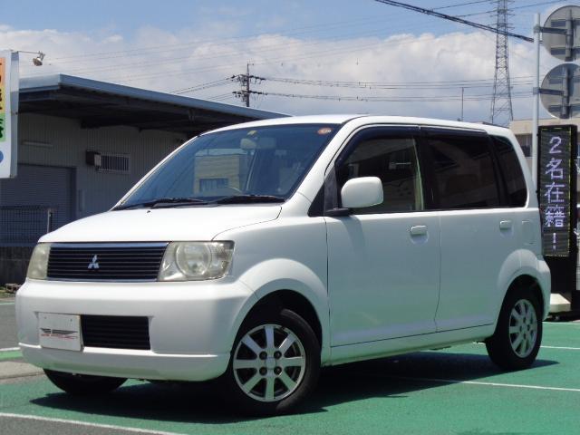 三菱 eKワゴン G ユーザー様買取車 4速オートマ 検R5年3月