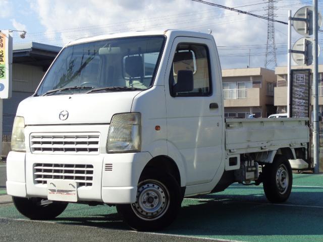 マツダ KU エアコン付き/5速マニュアル/タイミングチェーン/車検整備