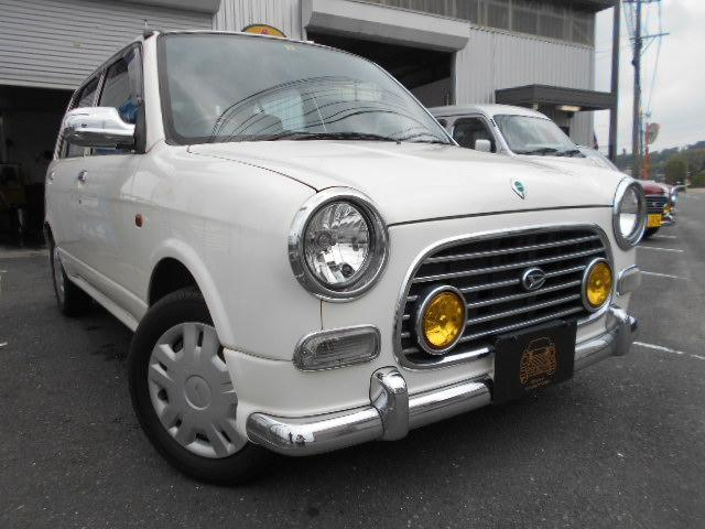 ダイハツ ジーノ 4WD 5速MT