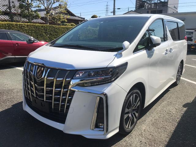 Photo of TOYOTA ALPHARD 2.5S C PACKAGE / used TOYOTA