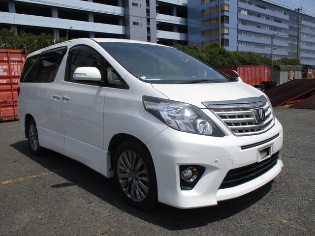 Photo of TOYOTA ALPHARD 350S TYPE GOLD / used TOYOTA