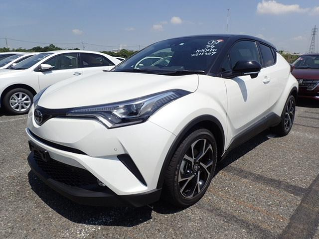 Photo of TOYOTA C-HR G-T / used TOYOTA