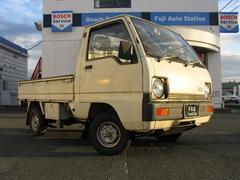ミニキャブトラック ベースグレード 現状(三菱)