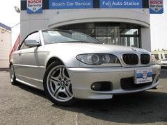 BMW330Ciカブリオーレ レザーシート 禁煙車 ETC