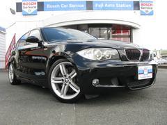BMW130i Mスポーツ ETC オートエアコン シートヒーター