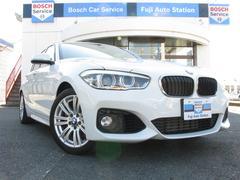 BMW118i Mスポーツ パーキングサポートPKG ETC