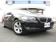 BMW528i電動レザーシートスマートキーシートヒーター前後PDC